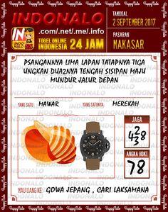 Dukun 3D Togel Wap Online Indonalo Makassar 2 September 2017