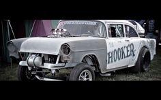 Rat Rod Hooker
