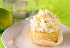 Margarita Cupcakes (from Brown Eyed Baker)