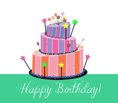 Sparkle Up Your Friends Birthday With Joyous Wishes Using This HappyBirthday Ecard