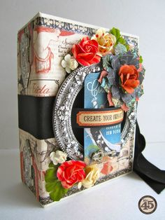 Couture-Book-Box-Artist-Trading-Tags-Graphic45-Maria-Cole-6-of-16