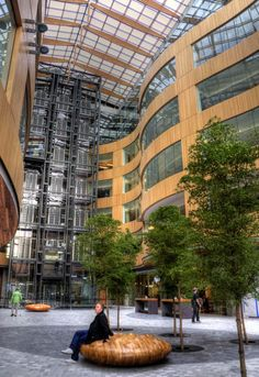 The Atrium,  office building in Victoria, Canada