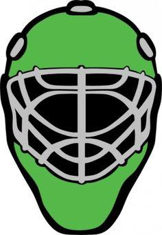 Hockey Baseball Racer Mask Clip Art Hockey Mask Hockey Goalie Mask