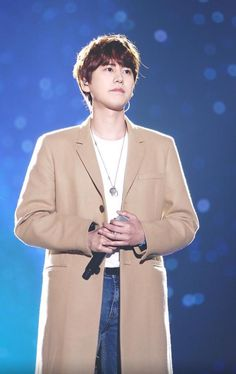 Our handsome Kyuhyun on Sky Festival ~ he is a gorgeous singer ⭐️❤️ #Kyuhyun #SUJU #SJ #Solo