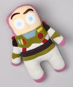 Buzz Lightyear Plush Toy by Magic Kingdom Collection on #zulily#fall  my seffy loves Buzz Lightyear