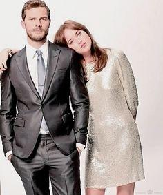 "50shades: ""New Jamie Dornan, and Dakota Johnson  outtake ""fifty shades of grey"