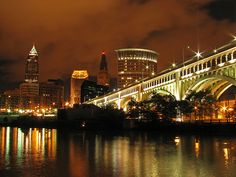 Visit Downtown Cleveland!  So much to see and do. Museums, a casino, theater district, Lake Erie excursions, wonderful ethnic foods and so much more.