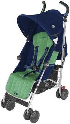 Maclaren Quest Stroller - Charcoal/Citadel