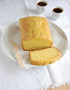 Tangerine butter cake / Bolo amanteigado de tangerina by Patricia Scarpin, via Flickr