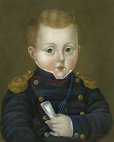 Little Man with a Plan by Fatima Ronquillo