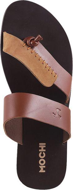 Mochi Men 23,Tan Sandals - Buy 23,Tan Color Mochi Men 23,Tan Sandals Online at Best Price - Shop Online for Footwears in India | Flipkart.com