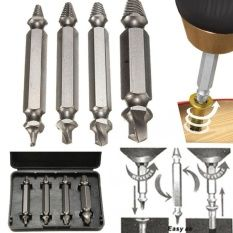 3PC code couleur nail punch pin punch tool set pack pour le bricolage bois travail craft