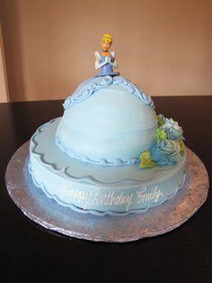 Princess Cinderella Birthday Cake 3rd Birthday, Birthday Parties, Birthday Cakes, Birthday Ideas, Cinderella Party Decorations, Cinderella Birthday, Cata, Fancy Cakes, Princess Party
