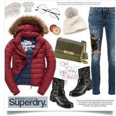 The Cover Up – Jackets by Superdry: Contest Entry by anchilly23 on Polyvore featuring Fuji, Dolce&Gabbana, Valentino, Moschino, SIJJL, Burton, Anthropologie, Superdry and MySuperdry