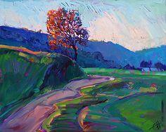 Around the Bend by Erin Hanson