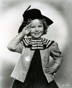 Shirley Temple, 1930s,