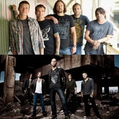 Daughtry, Three Doors Down, Pod: Can You Handle It?