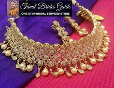 41 Ideas Jewerly Design Indian Bridal Makeup For 2019 Gold Jewelry For Sale, Jewellery Shop Near Me, White Gold Jewelry, Gold Jewellery, Jewelry Shop, Kerala Bride, Hindu Bride, Bride Indian, Asian Bridal Wear
