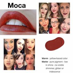 Moca LipSense color.