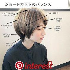 Pin on ヘアスタイル Asian Short Hair, Girl Short Hair, Short Hair Cuts, Androgynous Hair, Asian Haircut, Hair Arrange, Hair Reference, Hair Looks, Pretty Hairstyles