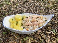 CHOUCROUTE DE LA MER WEIGHT WATCHERS AU THERMOMIX 6 💚3💙1💜 La Marmite, Potato Salad, Potatoes, Ethnic Recipes, Unique, Potato
