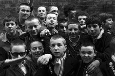 Skinheads | by Derek Ridgers @derekridgers #skinheads