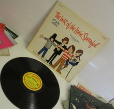The Best of The Lovin' Spoonful LP by SandyLeesAttic on Etsy, $14.95