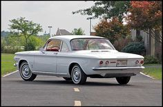 1960 Chevrolet Corvair Monza Coupe Automatic presented as lot S25 at Canal Winchester, OH 2010 - image2