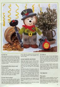 """Кукляндия: Журнал """"Ежи"""" ( Knitted Hedgehogs by Jean Greenhowe) Knitted Nurse Doll, Knitted Dolls Free, Crochet Toys, Knitting Dolls Free Patterns, Knitting Paterns, Crochet Patterns, Simply Knitting, Free Knitting, Book Crafts"""