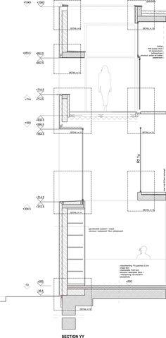 GRAUX & BAEYENS architects.  Midras. Details interiors D2