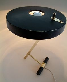 Table lamp by Louis Christiaan Kalff for Philips, c. 1955