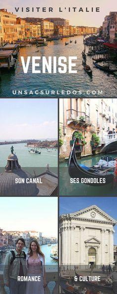 Ti amo Venezia ! Ah Venise, ses canaux, ses gondoles, ses ruelles labyrinthiques et ses petits ponts… Tout le charme de l'Italie condensé dans une ville à l'aura unique !
