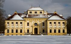 Lustheim castle