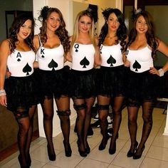 Halloween is a time to pull out some unique Halloween costumes for best friends! So we found some great Group Halloween Costumes for you and your best friends. Look at a list of these super cool Girlfriend Group Halloween Costumes, and you can find s Girl Group Halloween Costumes, Halloween Outfits, Diy Costumes, Zombie Costumes, Halloween Couples, Homemade Costumes, Family Costumes, Costume Ideas For Groups, Family Halloween