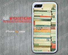 Book worm iPhone 5c case Books iPhone 5c case Book iPhone 5c case Retro iPhone 5c case iPhone5c Hard/Rubber case-Choose Your Favourite Color by MyCasesKing, $6.99