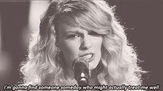 Taylor Swift GIF- white horse