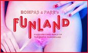 FUNLAND - Il sesso... in esposizione! Rotolare fra organi sessuali di plastica o giocare con falli dorati... a New York fino a primavera 2015! Qui anche le foto:http://tormenti.altervista.org/funland-sesso-in-esposizione/