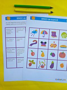 Bingo, Plastic Cutting Board, Bullet Journal