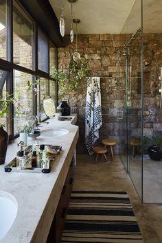 Beautiful Bathrooms, Bathroom Inspiration, Bathroom Interior, My Dream Home, House Tours, Future House, Sweet Home, New Homes, Interior Design