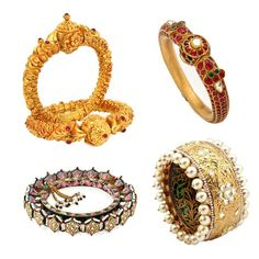 5 must have jewellery pieces for the brides!
