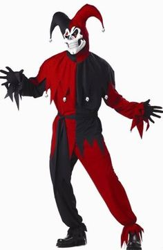 15 Best Jester S Images Jester Costume Evil Clowns
