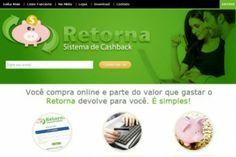 Site devolve parte do valor gasto em compras online
