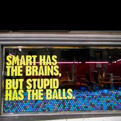 Brains and balls