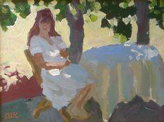 Peggi Kroll Roberts Figure+in+Shadow+9x12.jpg (640×479)