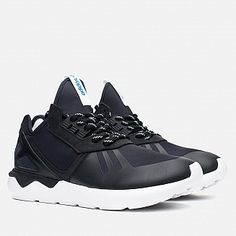 Кроссовки adidas Originals Tubular Runner Black/White