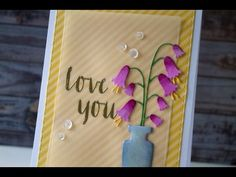 Tracy Mae Design: Adding Dimension to Die-Cuts - Know-How Friday #23, Memory Box, Copic Markers, W Plus 9, Pretty Pink Posh, Paper Smooches