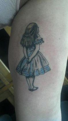 """from """"Alice's Adventures in Wonderland"""""""