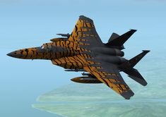 F-15C Tigermeet Military Jets, Military Aircraft, Air Fighter, Fighter Jets, Photo Avion, Air Machine, Aircraft Painting, Nose Art, Fighter Aircraft