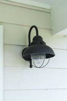 Seagull Lighting, 887191S-12, Black Finish Outdoor Wall Lantern, Outdoor Walls, Outdoor Lighting, Seagull Lighting, Lanterns, Led, Black, Ideas, Black People