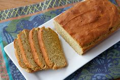 Chickpea avocado bread. Must try.